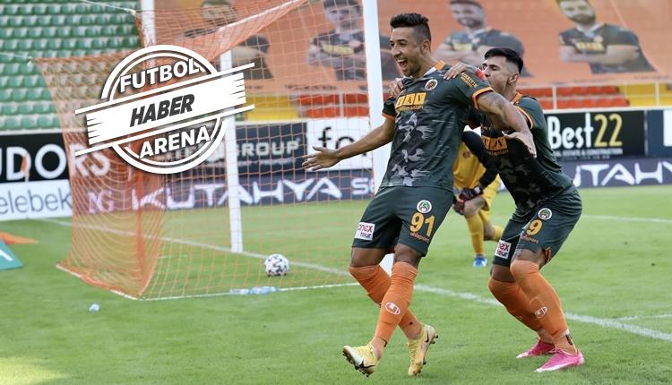 Lider tam gaz devam! Alanyaspor 2-0 Karagümrük maç özeti ve golleri izle