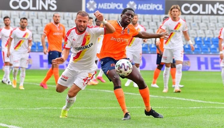 Medipol Başakşehir 0-0 Göztepe maç özeti (İZLE)