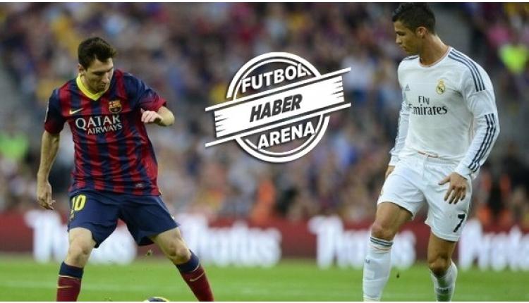 Messi: 'Cristiano Ronaldo ile rakip olmayı seviyorum'