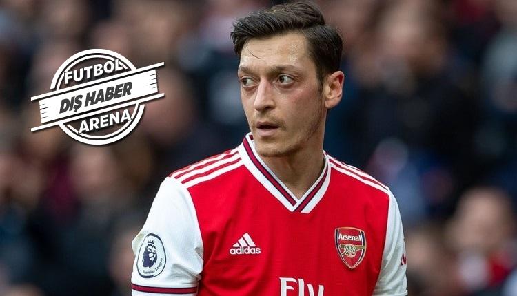 Mesut Özil, Al Nasr'ın teklifini reddetti