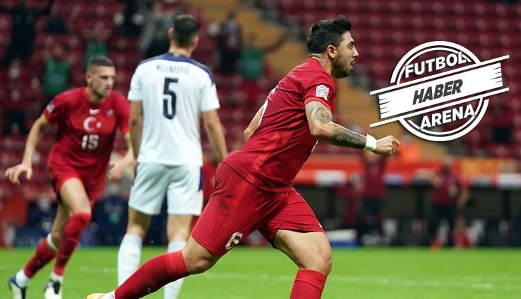 Ozan Tufan milli takıma damga vurdu! 3 maçlık performansı