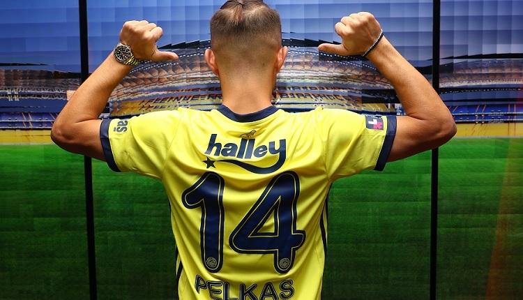 Pelkas Fenerbahçe'de!