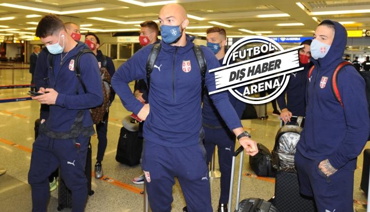 Sırbistan'da 8 futbolcu kadroda yer almadı!