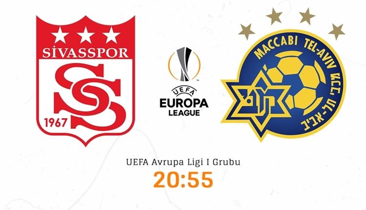 Sivasspor Maccabi Tel Aviv canlı izle - Sivasspor Maccabi Tel Aviv şifresiz İZLE (Bein Sports 1 canlı yayın)
