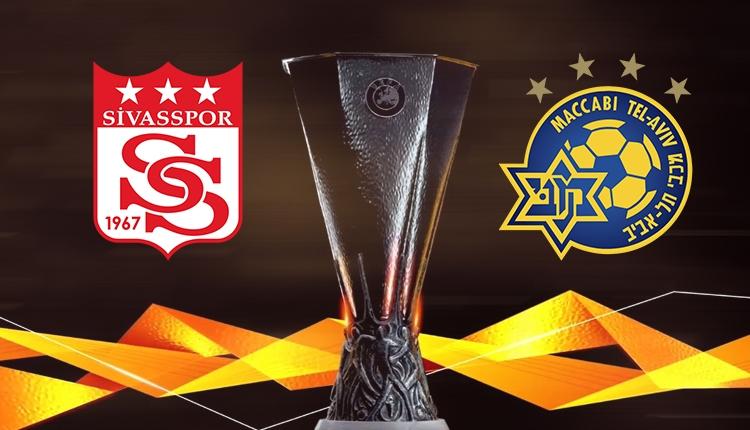 Sivasspor - Maccabi Tel Aviv maçı saat kaçta, hangi kanalda?