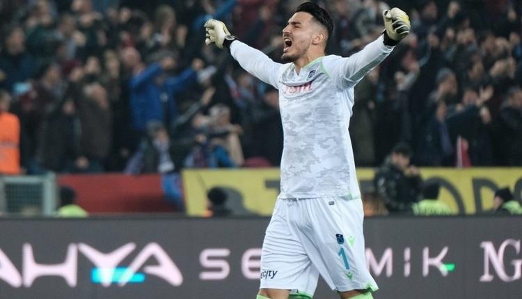 Süper Lig'in en değerli futbolcusu Uğurcan Çakır