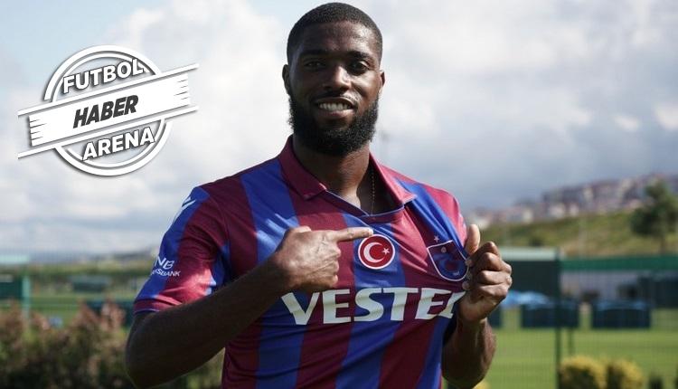 Trabzonspor'da Djianiny Semedo'nun lisansı çıkacak mı?