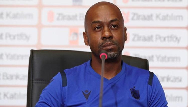 Trabzonspor'da Eddie Newton için karar çıktı!