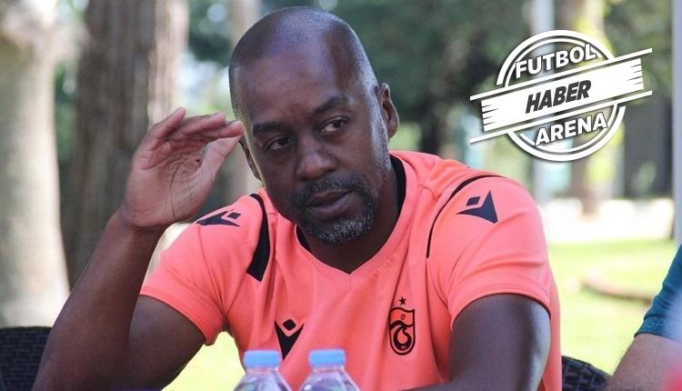 Trabzonspor'da Eddie Newton kararı! Avcı görüşmesi oldu mu?