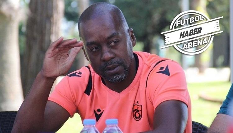 Trabzonspor'da kritik toplantı! Newton için karar çıkıyor