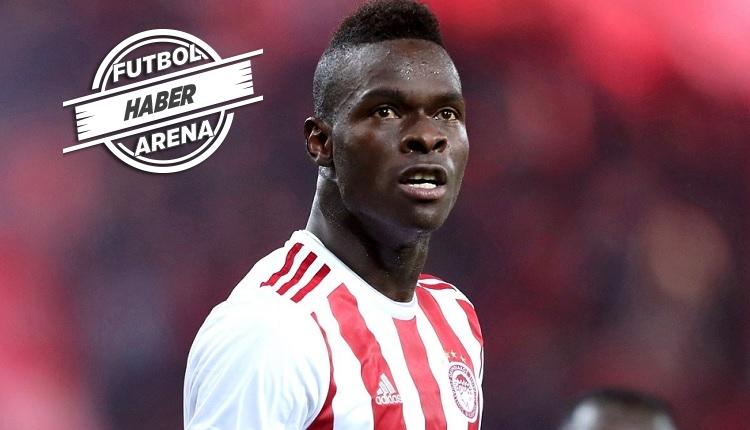 Trabzonspor'dan Olympiakos'un stoperi Cisse'ye teklif