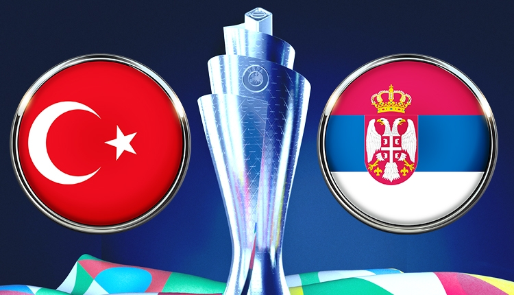 Türkiye - Sırbistan maçı (CANLI)