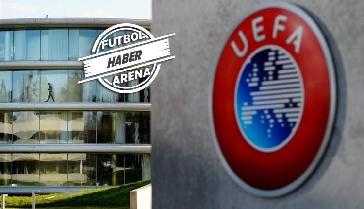Türkiye UEFA ülkeler sıralamasında 13. sıraya düştü