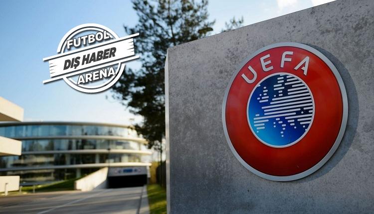 UEFA'ya hakem tepkisi:
