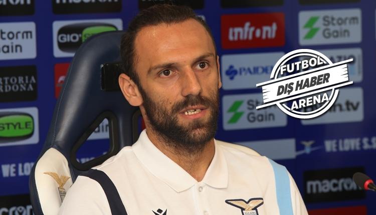 Vedat Muriqi'den Ibrahimovic tepkisi! Lazio'da ilk basın toplantısı