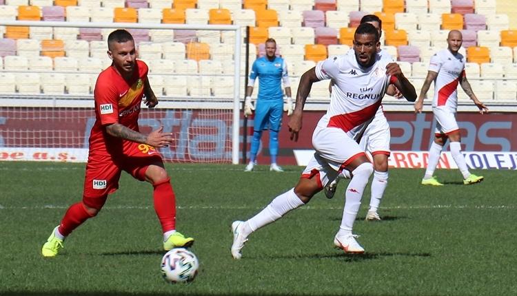 Yeni Malatyaspor 1-0 Antalyaspor maç özeti ve golü (İZLE)