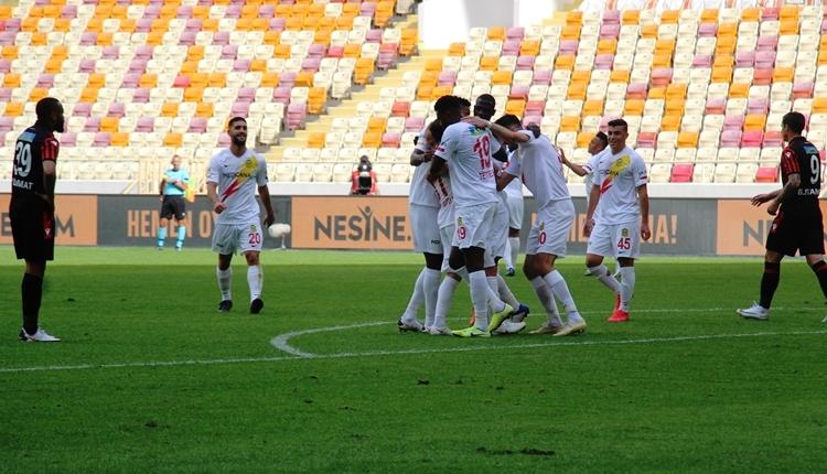 Yeni Malatyaspor 2-1 Gençlerbirliği maç özeti ve golleri izle