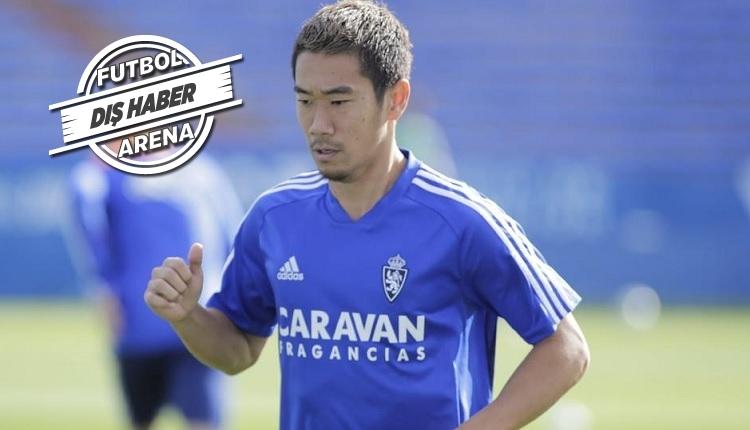 Zaragoza'da Kagawa'nın sözleşmesi feshedildi