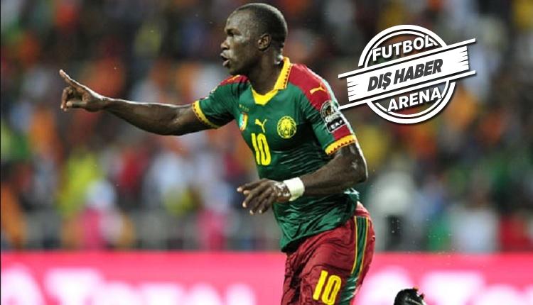 Aboubakar coştu! Kamerun maçında 2 gol