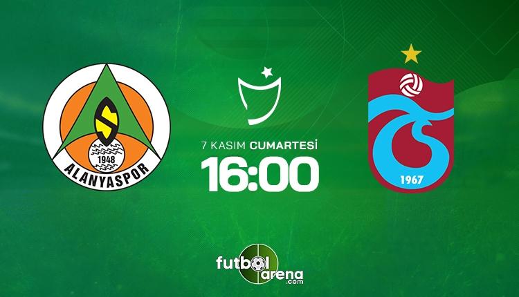 Alanyaspor - Trabzonspor canlı İZLE - Alanya Trabzon şifresiz İZLE (Alanyaspor Trabzonspor şifresiz ve canlı beIN Sports izle)
