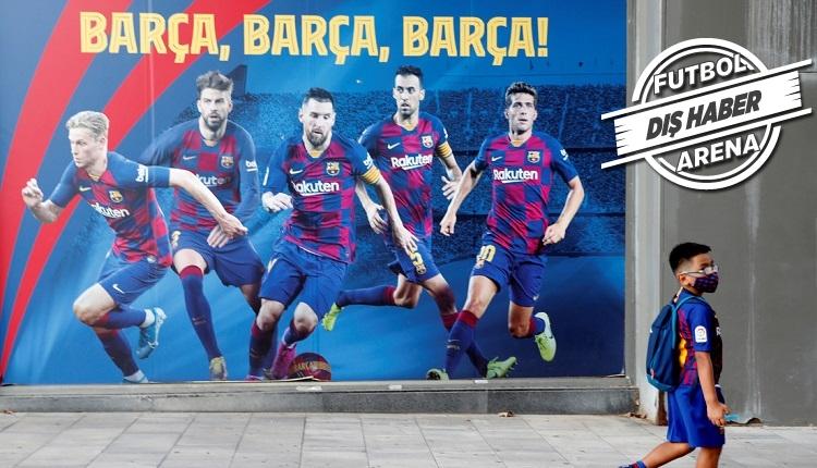 Barcelona'da ekonomik kriz! İflas tehlikesi kapıda