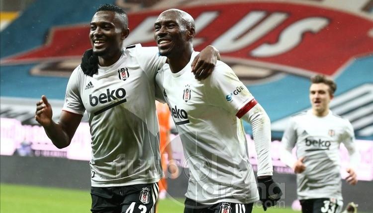 Beşiktaş 3-2 Başakşehir maç özeti ve golleri izle