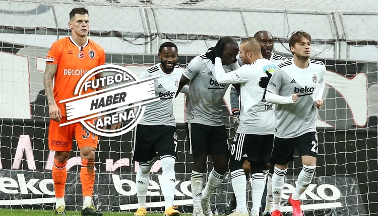 Beşiktaş'ın Başakşehir zaferinin unutulmayacak hikayesi