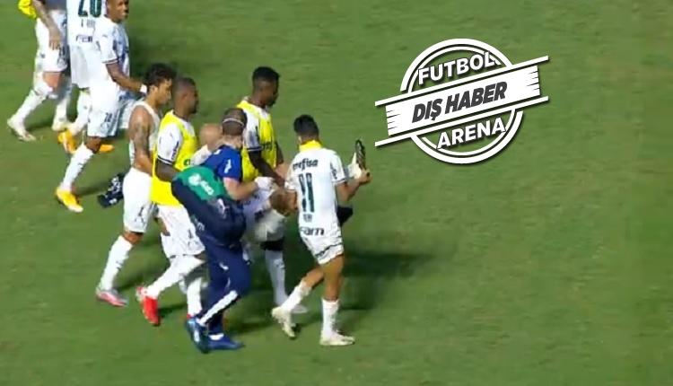 Brezilya'da Felipe Melo şoku! Talihsiz sakatlık