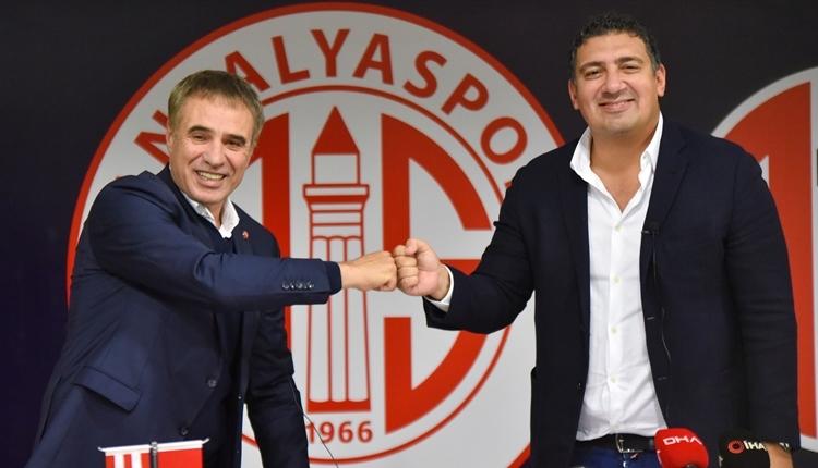 Ersun Yanal: 'Antalyaspor her yıl zirvenin takımı olmalı'