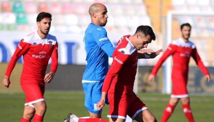 Erzurumspor 2-2 Antalyaspor maç özeti ve golleri