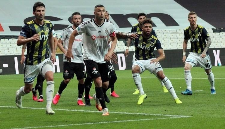 Fenerbahçe - Beşiktaş derbi tarihi