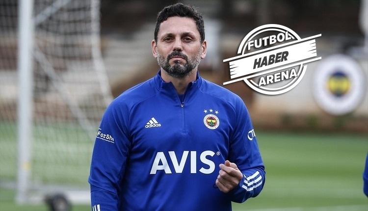 Fenerbahçe ilk 11'inde 2 değişiklik! Erol Bulut'un planı