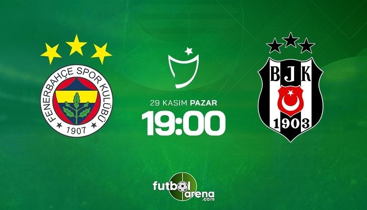 Fenerbahçe-Beşiktaş canlı izle, Fenerbahçe-Beşiktaş şifresiz İZLE (Fenerbahçe-Beşiktaş beIN Sports 1 canlı ve şifresiz İZLE)