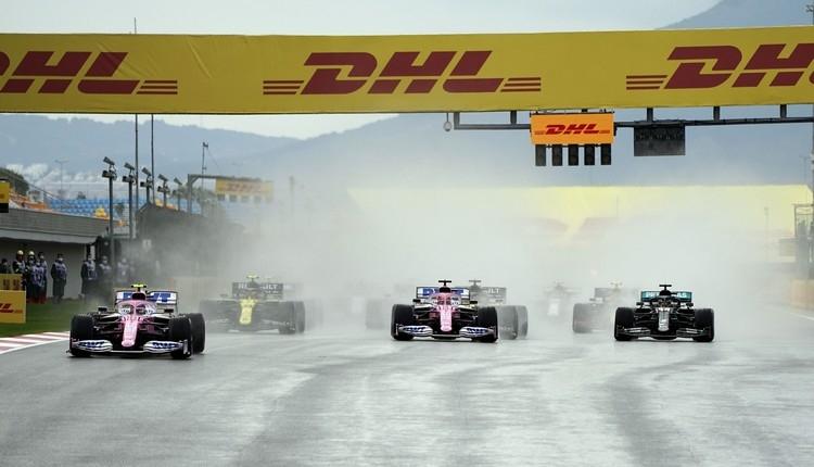 Formula 1 Türkiye Grand Prix'si start aldı! Formula 1 canlı izle, F1 şifresiz yayın (F1 S Sport canlı şifresiz izle)