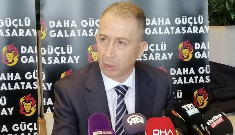 Galatasaray Başkan Adayı Metin Öztürk açıkladı!