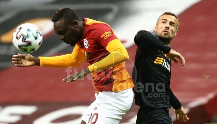 Galatasaray - Kayserispor maç özeti ve golleri izle