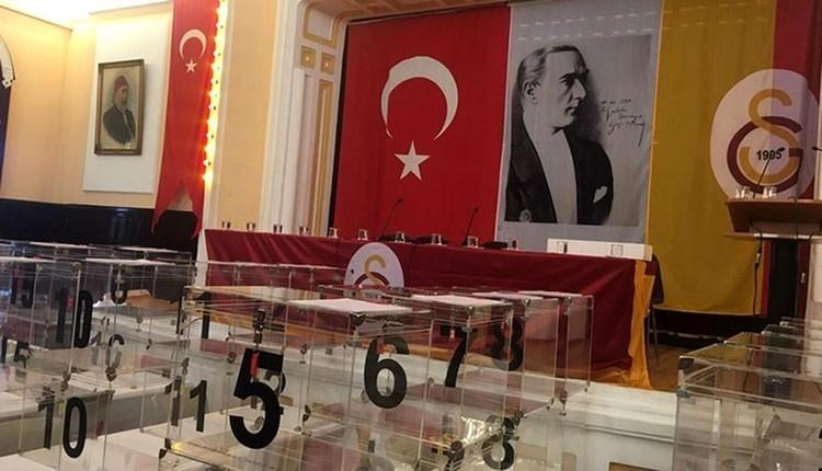 Galatasaray'da genel kurul yapılmayacak