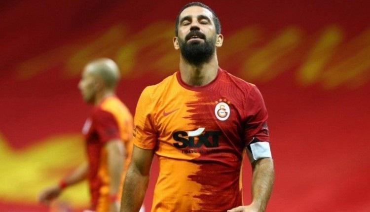 Galatasaray'da koronavirüs vakası 5'e yükseldi! Arda Turan