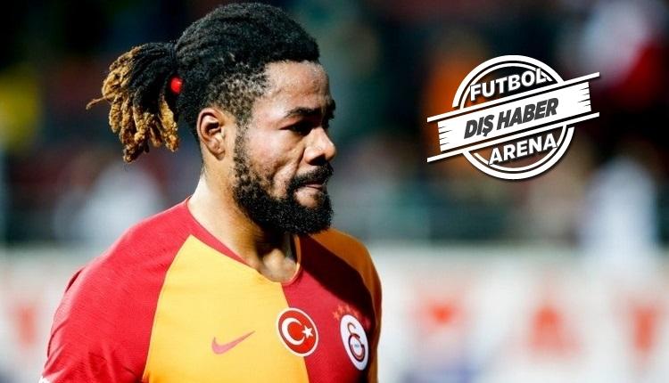 Galatasaray'da Luyindama'dan kötü haber! Ne zaman dönecek?