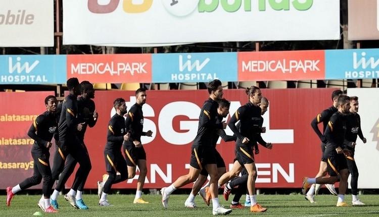 Galatasaray'da Rizespor maçının kadrosu açıklandı