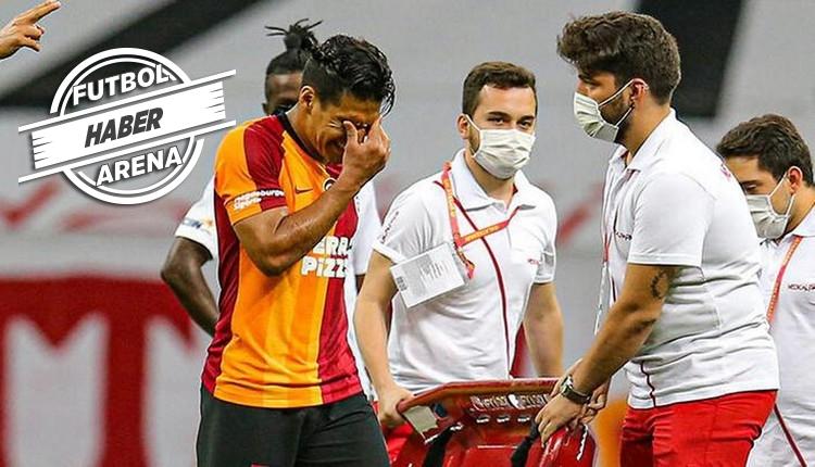 Galatasaray'dan açıklama! Falcao, Sivas maçında oynayacak mı?