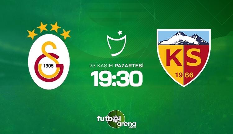 Galatasaray-Kayserispor canlı izle, Galatasaray-Kayserispor şifresiz İZLE (Galatasaray-Kayserispor beIN Sports canlı ve şifresiz İZLE)