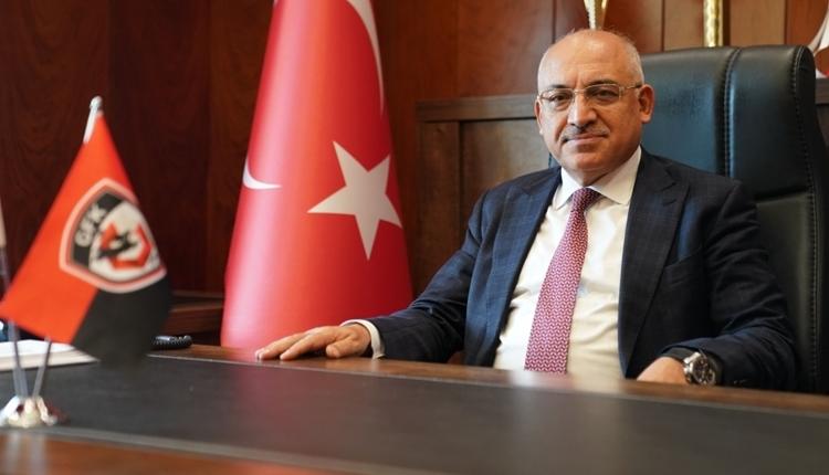 Gaziantep FK Başkanı Mehmet Büyükekşi: 'Beşiktaş'a fazla pozisyon vermedik'