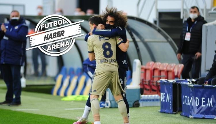 Gençlerbirliği 1-5 Fenerbahçe maç özeti ve golleri izle