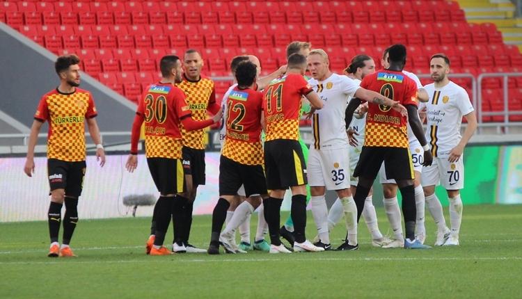 Göztepe 3-1 Ankaragücü maç özeti ve golleri izle