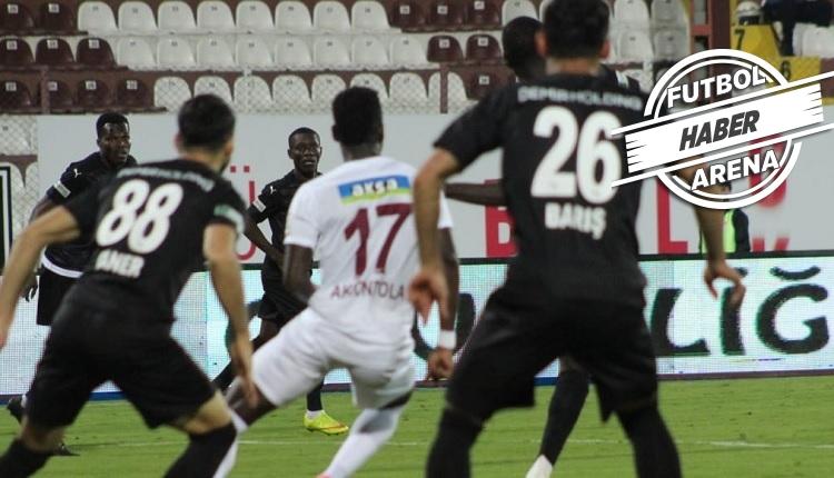 Hatayspor 1-1 Sivasspor maç özeti ve golleri (İZLE)