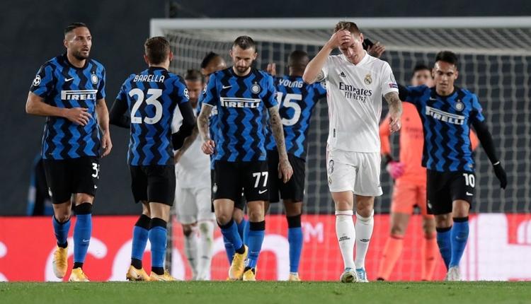 Inter Real Madrid canlı izle - Inter Real Madrid şifresiz İZLE (beIN SPORTS 1 canlı yayın)