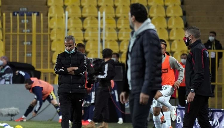 İsmail Kartal: 'Fenerbahçe'ye karşı tüm planlarımız tuttu'