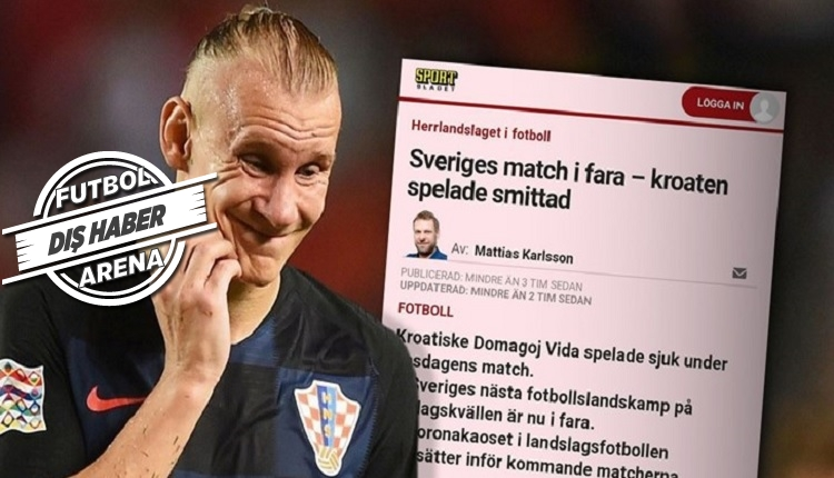İsveç'in Vida endişesi!