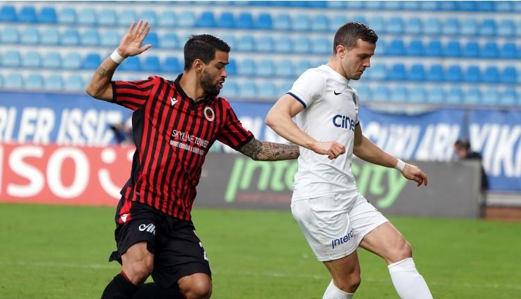 Kasımpaşa 2-0 Gençlerbirliği maç özeti ve golleri izle